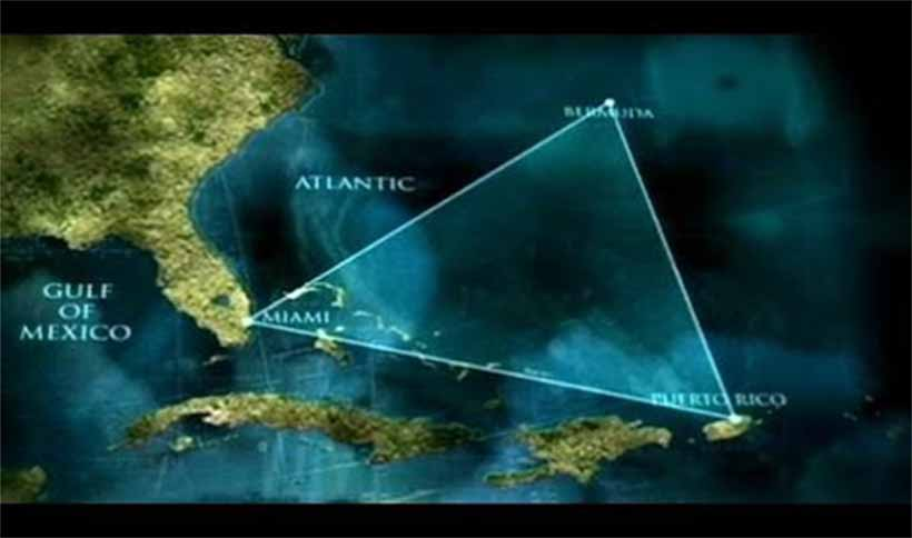 Bermuda Triangle or Devil's Triangle