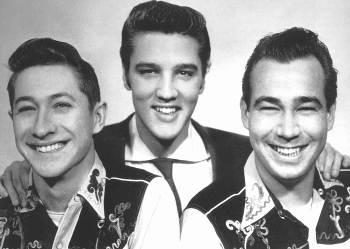 Elvis Presley and the Blue Moon Boys