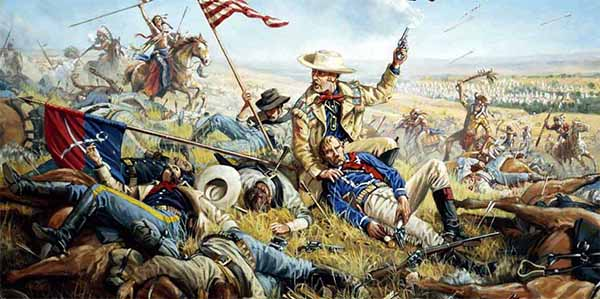 Custer's Last Stand - Battle of Little Bighorn