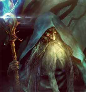 Enchanter Merlin