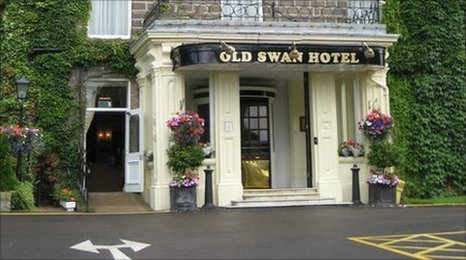 Old Swan Hotel