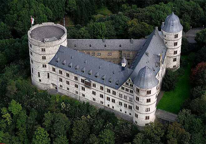 Wewelsburg Castle - Esoteric Center of Nazis